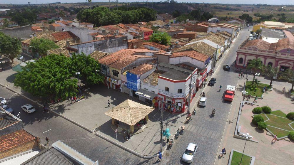 São Gonçalo dos Campos, a Cidade Jardim da Bahia