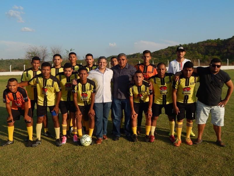 Abertura do II Campeonato de Futebol de Miguel Leão Piauí