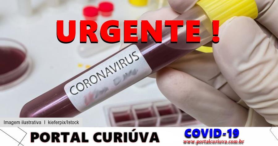 SAPOPEMA: Sobe para 15° o número de casos confirmados de coronavírus