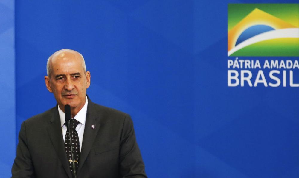 Ministro da Secretaria de Governo, Luiz Eduardo Ramos, – Foto Ag. Brasil